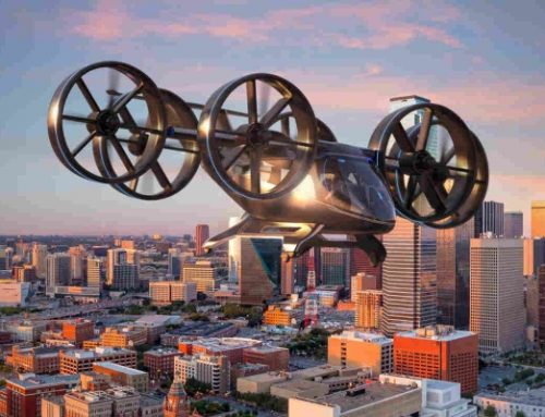Air Taxi's are coming sooner than one would think