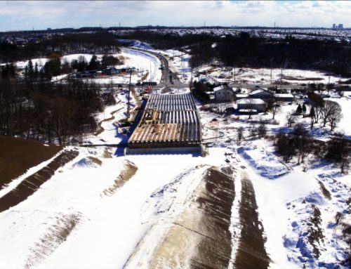 Cinematic Filming of Bridge Install